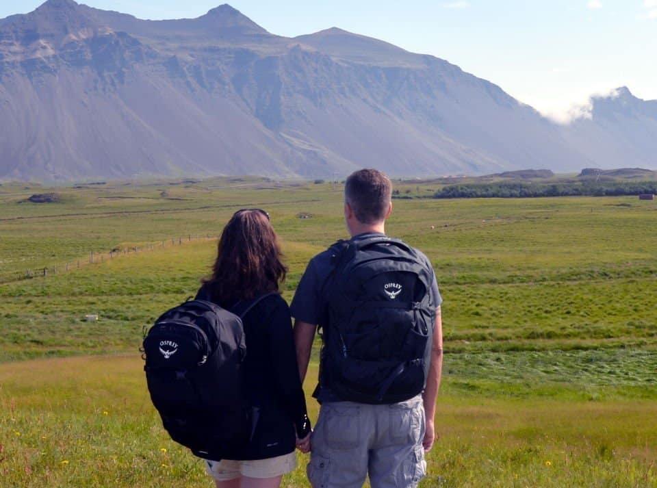 Deb and Sean - Travel Bloggers at Flatlanders In