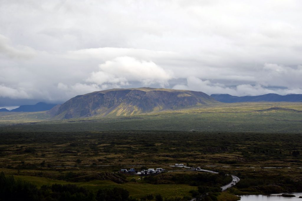 Thingvellir National Park is a beautiful way to start your Iceland vacation