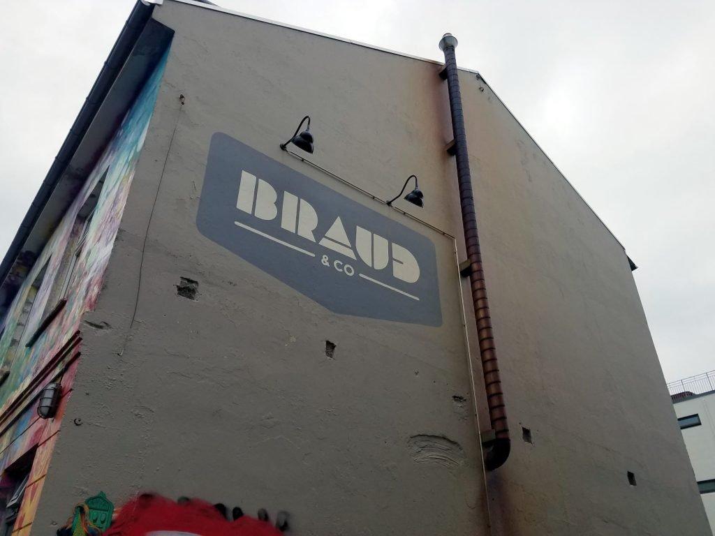 Flatlanders In Iceland - Braud and Co bakery in downtown Reykjavik